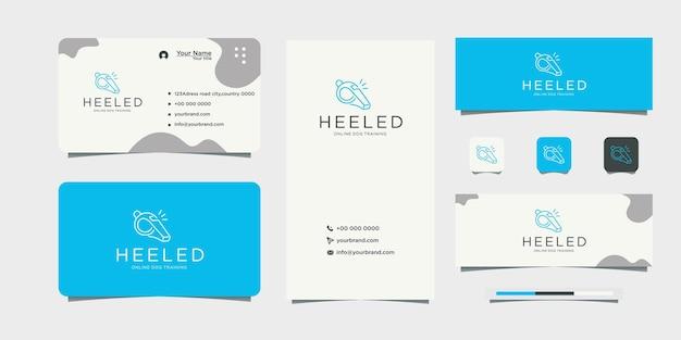 Design de logotipo de apito online