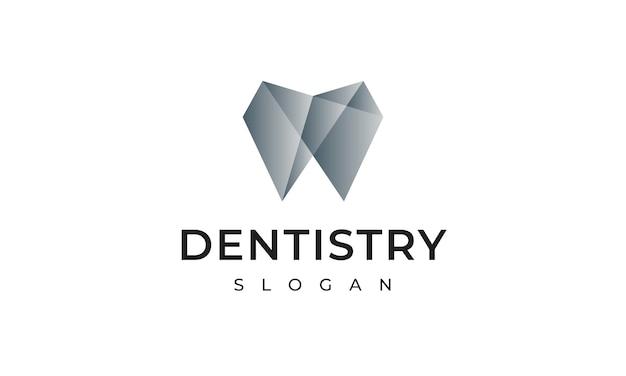 Design de logotipo de odontologia