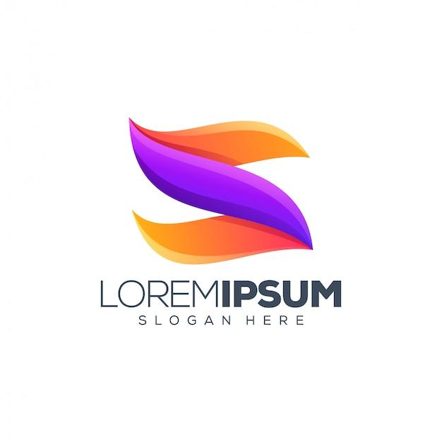 Design de logotipo do alfabeto