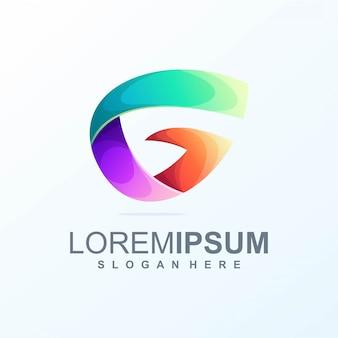 Design de logotipo g