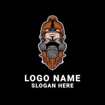 Design de logotipo gaskmask