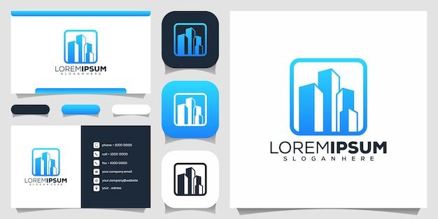 Design de logotipo imobiliário