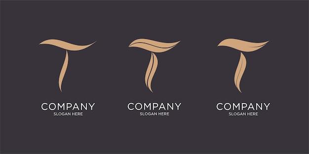 Design de logotipo t