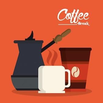 Design de loja de café