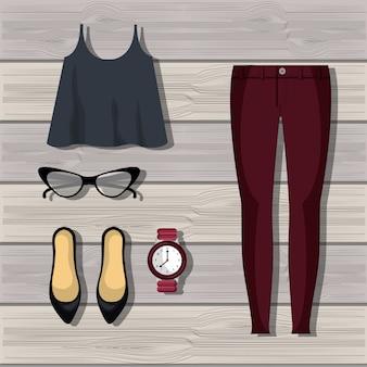 Design de moda feminina