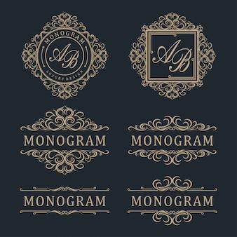 Design de modelo de luxo