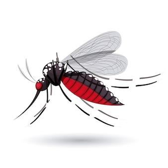 Design de mosquito infeccioso