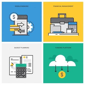 Design de negócio de coleção