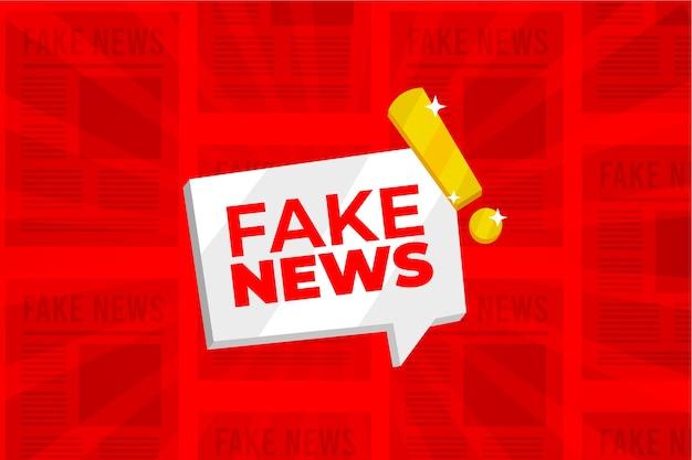 Design de notícias falsas