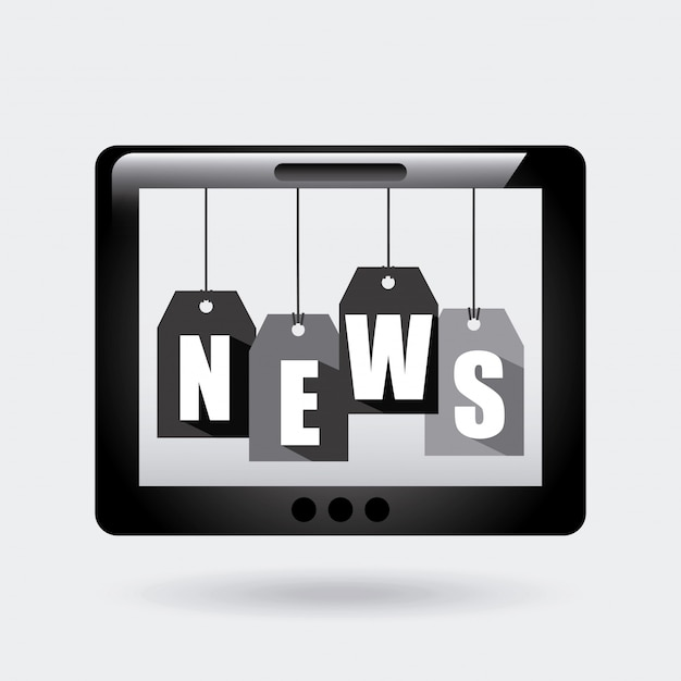 Design de notícias