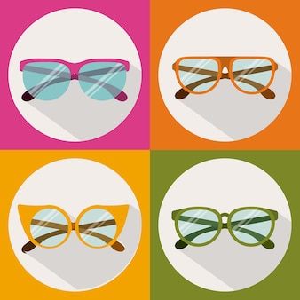 Design de óculos