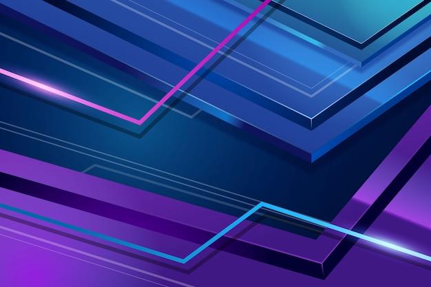 Design de papel de parede abstrato
