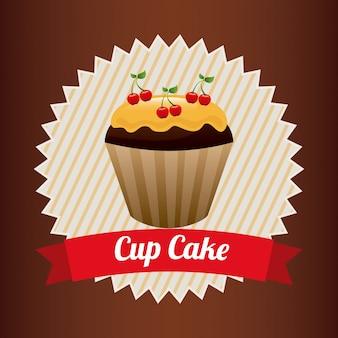 Design de pastelaria