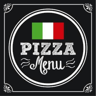 Design de pizza
