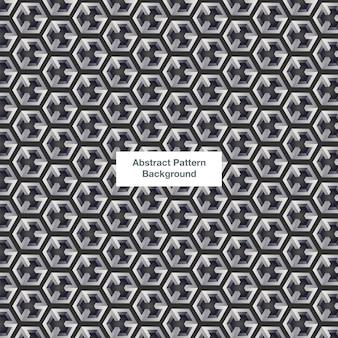 Design de plano de fundo padrão abstrato