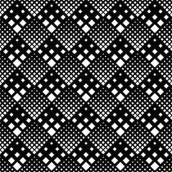 Design de plano de fundo padrão quadrado geométrico abstrato sem emenda