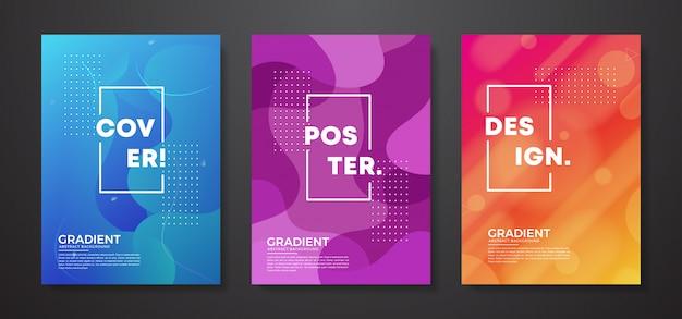 Design de plano de fundo texturizado para seu poster, capa e outros.