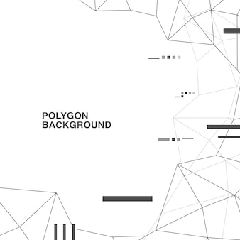 Design de polígono vetorial