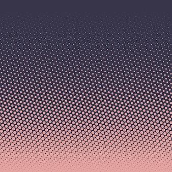 Design de pontos de meio-tom