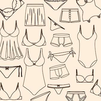 Design de roupa interior
