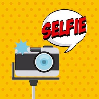 Design de selfie