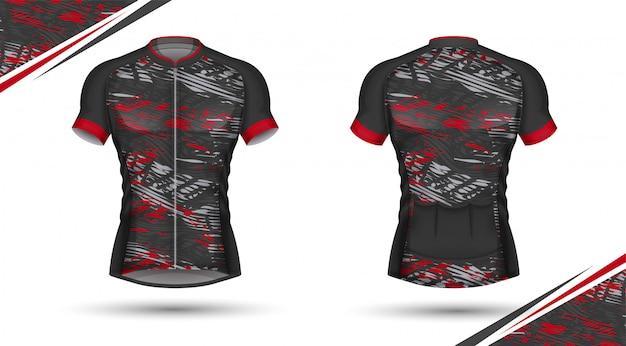 Design de t-shirt de futebol