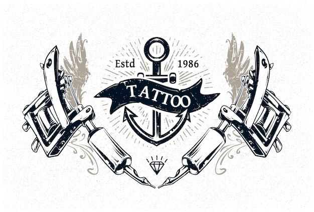 Design de tatuagem