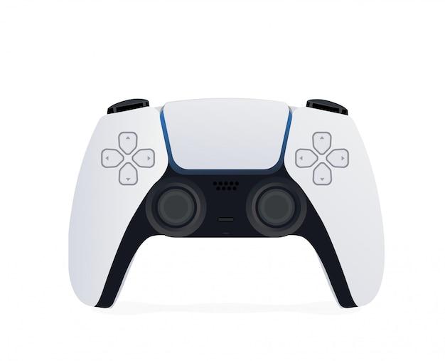 Design de vetor de controlador de videogame