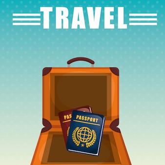 Design de viagem