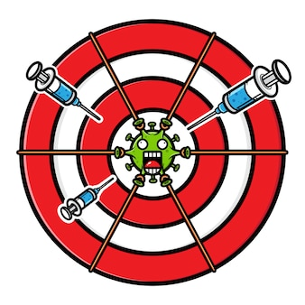 Design de vírus se torna o alvo da injeção