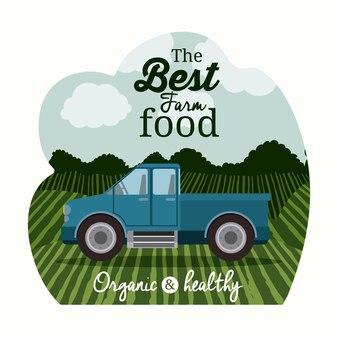 Design digital da farm food