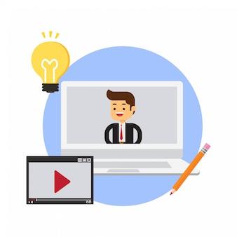 Design digital do blogger
