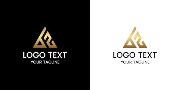 Design do logotipo da letra bs