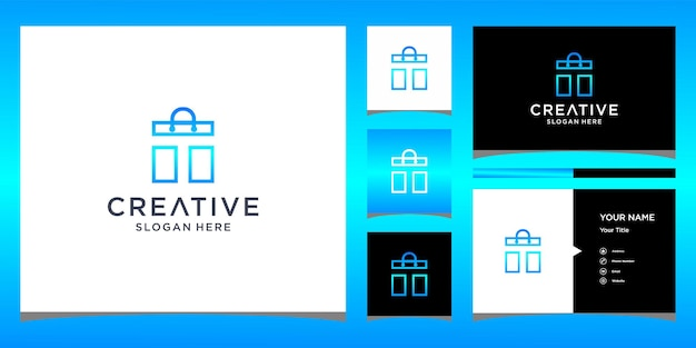 Design do logotipo da t shop