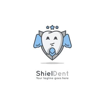 Design do logotipo dental