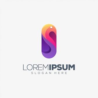 Design do logotipo do pássaro
