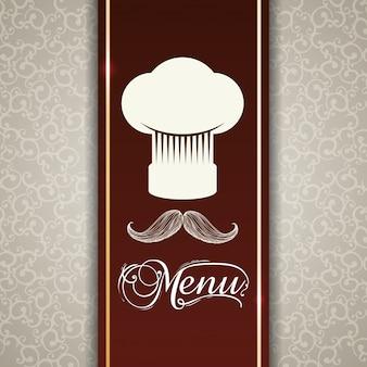 Design do menu