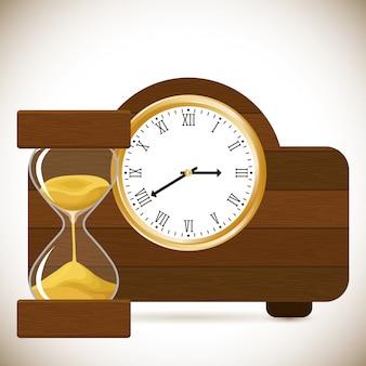 Design do relógio