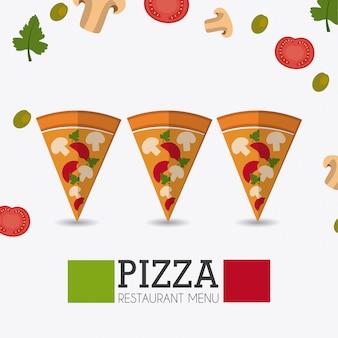 Design do restaurante.