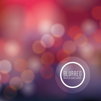 Design gráfico de fundo de blurre, eps10 de ilustração vetorial