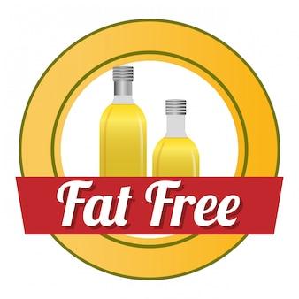 Design livre de gordura