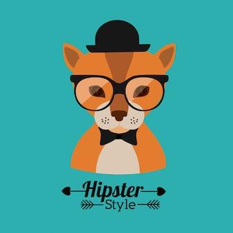 Design moderno animal