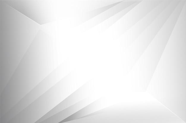 Design moderno de papel de parede branco elegante textura