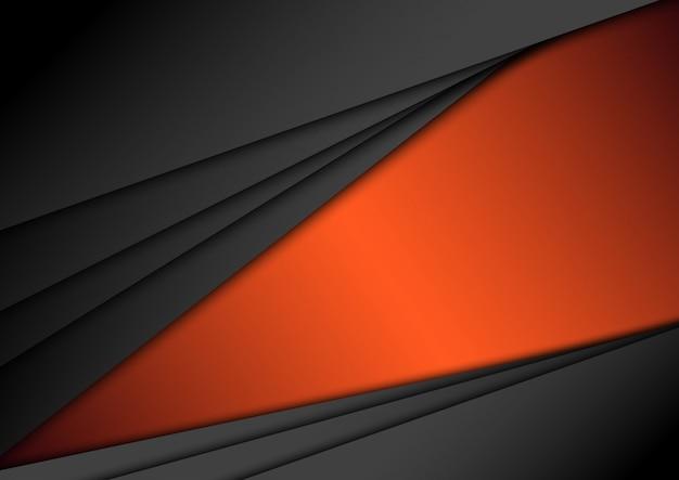 Design moderno fundo metálico