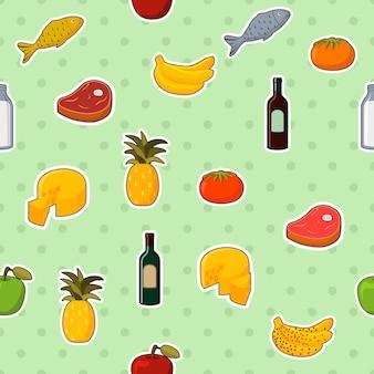 Design padrão alimentar