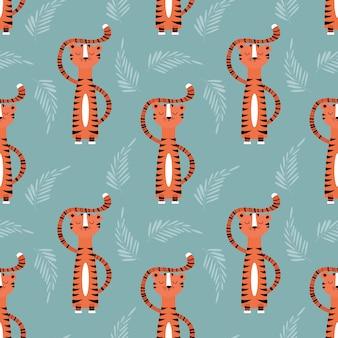 Design padrão tigres