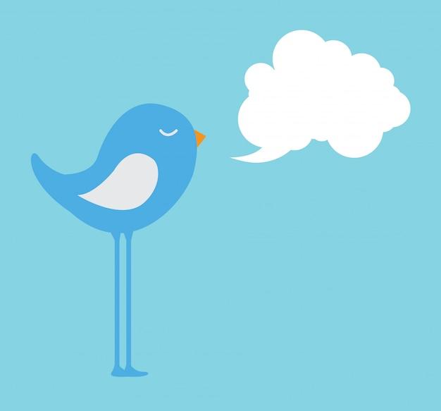 Design pássaro