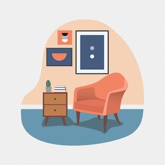 Design plano interior de casa
