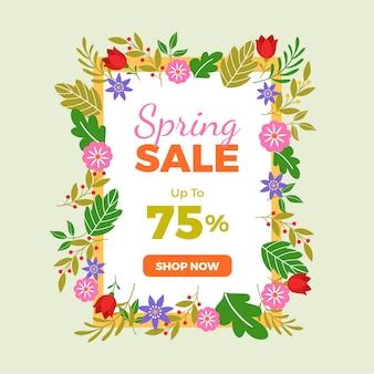 Design plano venda de primavera design