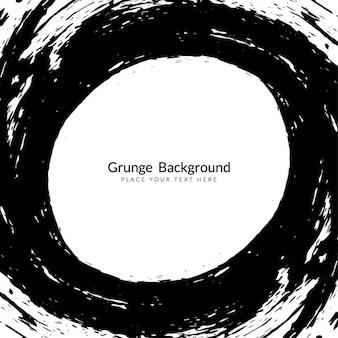 Design preto do fundo do grunge